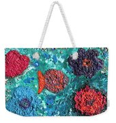 Ocean Emotion - Pintoresco Art By Sylvia Weekender Tote Bag