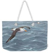 Ocean Flight Seabirds By Alan M Hunt Weekender Tote Bag