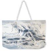 Ocean Rising Weekender Tote Bag