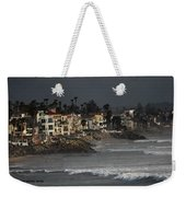 Oceanside California Beach Front Weekender Tote Bag
