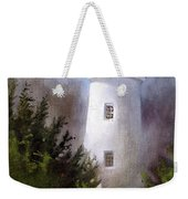 Ocracoke Light Weekender Tote Bag