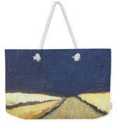 October Night Fields Weekender Tote Bag