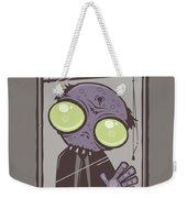 Office Zombie Weekender Tote Bag