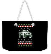 Offroad Monster Truck Christmas Xmas Winter Holidays Weekender Tote Bag