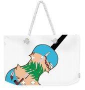 Oklahoma State Fiddle Weekender Tote Bag