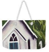 Old Church Copake Falls Weekender Tote Bag