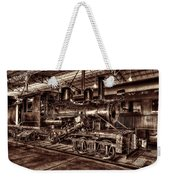 Old Climax Engine No 4 Weekender Tote Bag