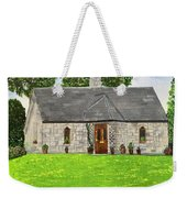 Old Columba's Church Rectory Weekender Tote Bag
