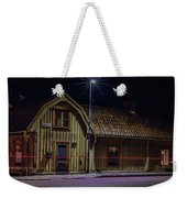 Old House #i0 Weekender Tote Bag by Leif Sohlman