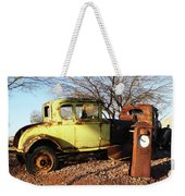 Old Yellow Coupe Weekender Tote Bag