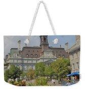 Olde Montreal Weekender Tote Bag