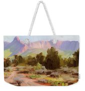 On The Chinle Trail Weekender Tote Bag