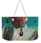 Once Upon A Planet Weekender Tote Bag
