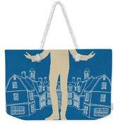 One Big Home Weekender Tote Bag