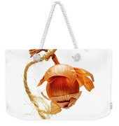 Onion On A White Background Weekender Tote Bag