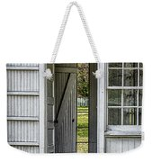 Open Door Weekender Tote Bag