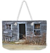 Openly Abandoned Weekender Tote Bag by Debbie Stahre