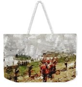 Operation Cottage, Wwii Weekender Tote Bag