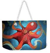 Optical Octopus Weekender Tote Bag