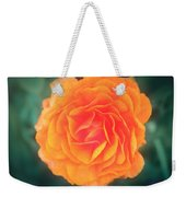 Orange Blossom Weekender Tote Bag