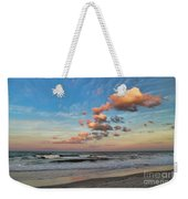 Ormond Beach Sunset Weekender Tote Bag