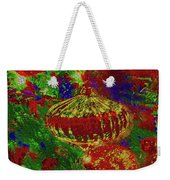 Ornament On A Tree Weekender Tote Bag