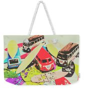 Ornamenting Hawaii Weekender Tote Bag