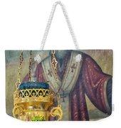 Orthodox Icon Weekender Tote Bag