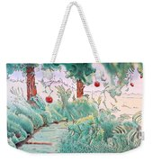Out Of Eden Weekender Tote Bag
