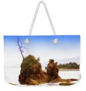 Outlying Tillamook Bay Weekender Tote Bag
