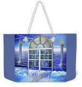 Outpouring Weekender Tote Bag