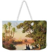 Outskirts Of Cairo Weekender Tote Bag