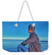 Over See Weekender Tote Bag