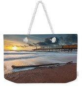 Paignton Pier Weekender Tote Bag
