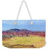 Painted Desert Panorama Weekender Tote Bag