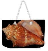 Painted Shell No. 9 Weekender Tote Bag