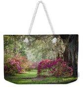Paintely Garden Weekender Tote Bag