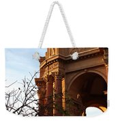 Palace Of Fine Arts At Sunset Weekender Tote Bag