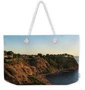 Palos Verdes Sundown Weekender Tote Bag