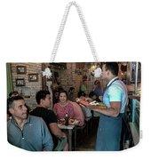 Pane E Salame Weekender Tote Bag