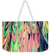 Paper Cranes Weekender Tote Bag