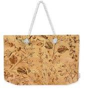Paper Petal Patterns Weekender Tote Bag
