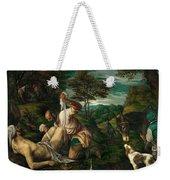 Parable Of The Good Samaritan  Weekender Tote Bag