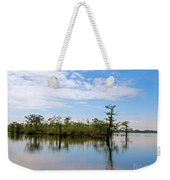 Pasquotank River North Carolina Weekender Tote Bag
