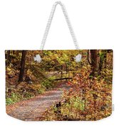 Passage Of Gold Weekender Tote Bag