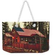 Patriotic Bar And Grill Weekender Tote Bag