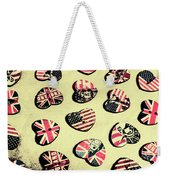 Patriotic Picks Weekender Tote Bag