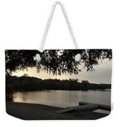 Peaceful Sunset At The Park Weekender Tote Bag