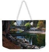 Peaceful Yosemite Weekender Tote Bag