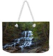 Pearson's Fall And Glen - Saluda North Carolina Weekender Tote Bag